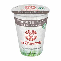 Fromage Blanc De Chevre 400G Bio
