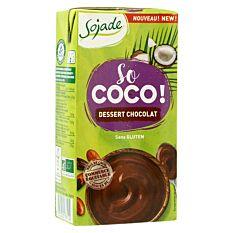 Dessert coco chocolat 530g Bio