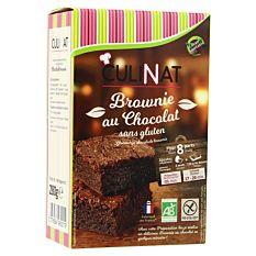Préparation de Brownie au Chocolat 280g Bio