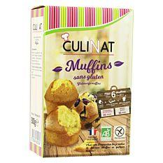 Préparation pour Muffins sans gluten 300g Bio