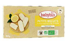 Petits Biscuits Citron 160g Bio