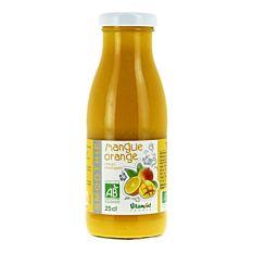 Smoothie Mangue Orange 25Cl Bio