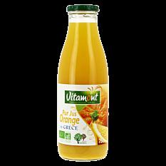 Pur jus d'orange de Grèce 75Cl Bio