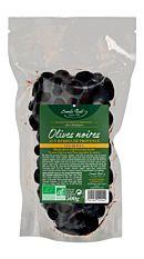 Olives Noires Aux Herbes De Provence 500g Bio