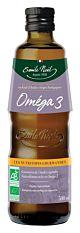 Huile Oméga 3 50cl Bio