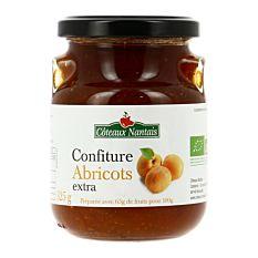 Confiture d'Abricots Extra 325g Bio