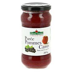 Puree Pom Cassis 360G Bio