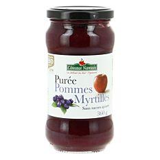 Puree Pom Myrtill 360G Bio