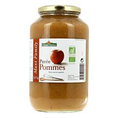 Purée de Pommes 1,65kg Bio