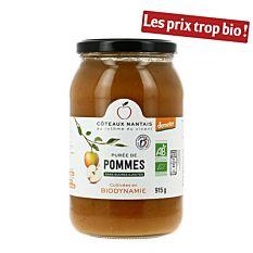 Puree Pommes Family 915G Bio
