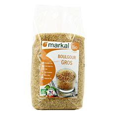 Boulgour Gros Concasse 1Kg Bio