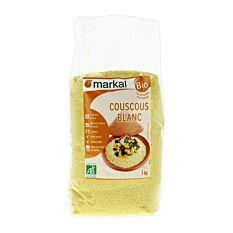Couscous Blanc 1Kg Bio