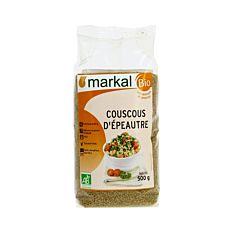 Couscous Epeautre 500G Bio