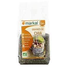 Graines De Chia 250g Bio
