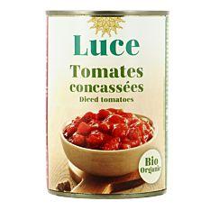 Tomates Concasses 400G Bio