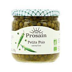 Petits Pois Extra Fins 345g Bio