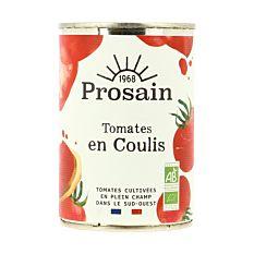 Coulis de Tomate 410g Bio