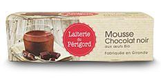 Mousse au chocolat noir 2x90g Bio