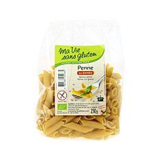Penne Au Quinoa Sans Gluten 250g Bio