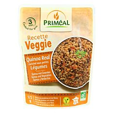 Quinoa Real Petits Légumes 250g Bio