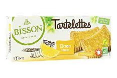 Tartelettes au citron 150G Bio