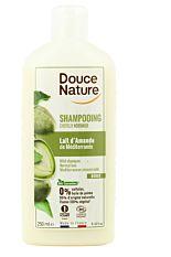 Shampoing au Lait d'Amande de Méditerranée 250ml Bio