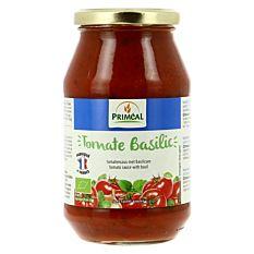Sauce tomate basilic 510g Bio