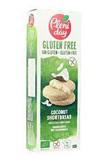 Petit sablés Noix de Coco sans gluten 120g Bio