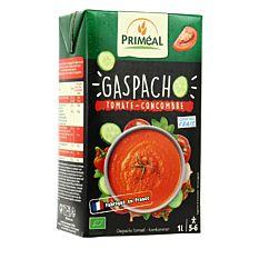Gaspacho Tomates-Concombres 1L Bio