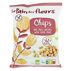 Chips aux Pois chiche 50g Bio