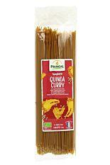 Spaghettis Quinoa Curry 500G Bio