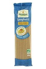 Spaghettis Demi Completes 500G Bio