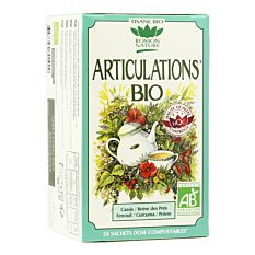 Infusion articulations 20 infusions Bio