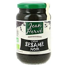 Crème de sésame noir 350g Bio