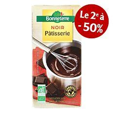 Chocolat Patisserie Noir 200G Bio