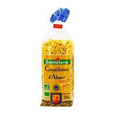 Coquillettes d'Alsace aux œufs frais 250g Bio