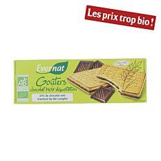 Gouters Choco Noir 225G Bio