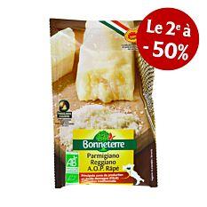 Parmigiano Reggiano AOP râpé 50G Bio