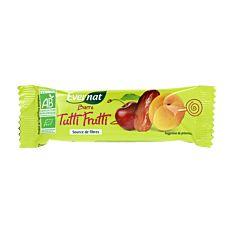 Barre Tutti Frutti 40G Bio