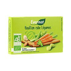 Bouillon De Légumes En Cube 84g Bio