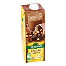 Boisson Chocolat Noisette 1L Bio