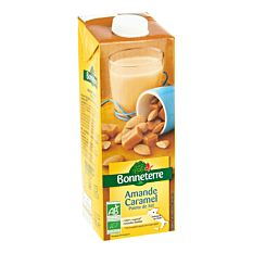 Boisson Amande Caramel 1L Bio