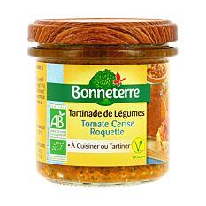 Tartinade Tomate cerise Roquette 135G Bio