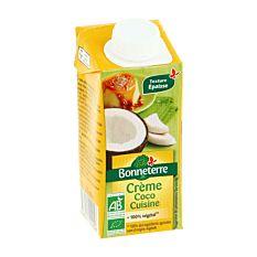 Crème de coco cuisine 20Cl Bio