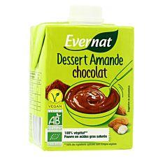 Dessert Amande et Chocolat 534g Bio