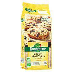 Cookies maxi pépites de Chocolat et Noisettes 185g Bio