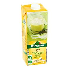Boisson Riz The Vert 1L Bio