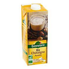 Boisson Chataigne Riz Avoin 1L Bio