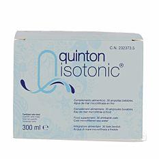 Quinton Isotonic buvable - 30 ampoules