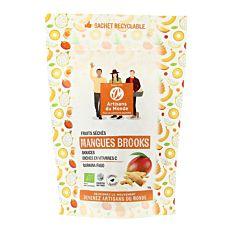 Mangues séchées Brooks 100g Bio